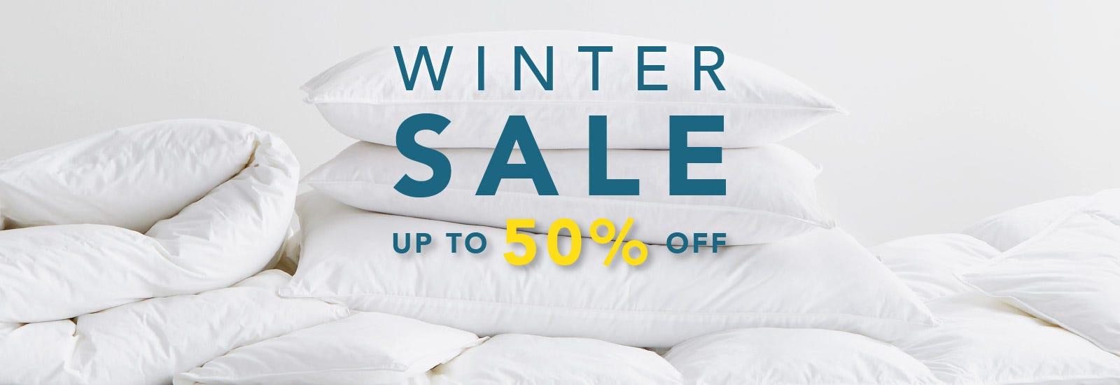 Winter Bedding Sale