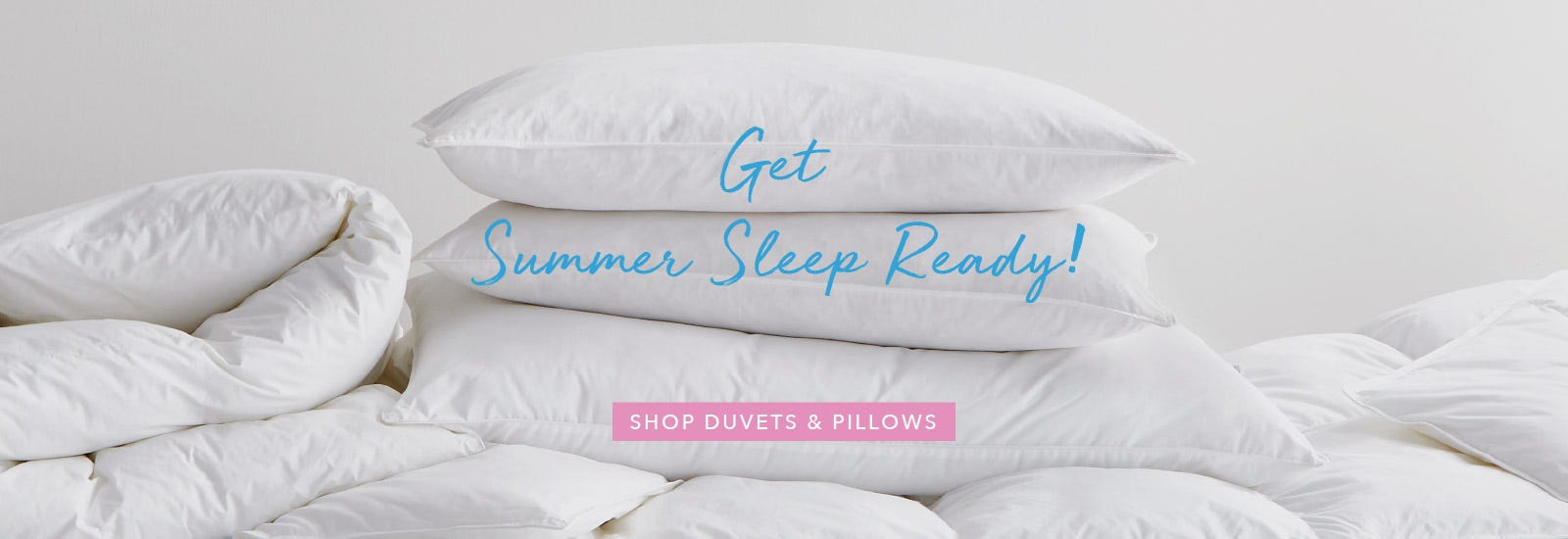Bedeck Duvets & Pillows