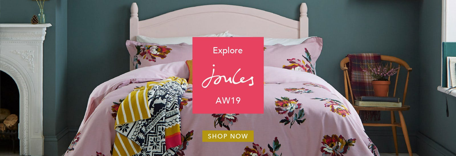 New Joules Autumn Winter 2019 Collection