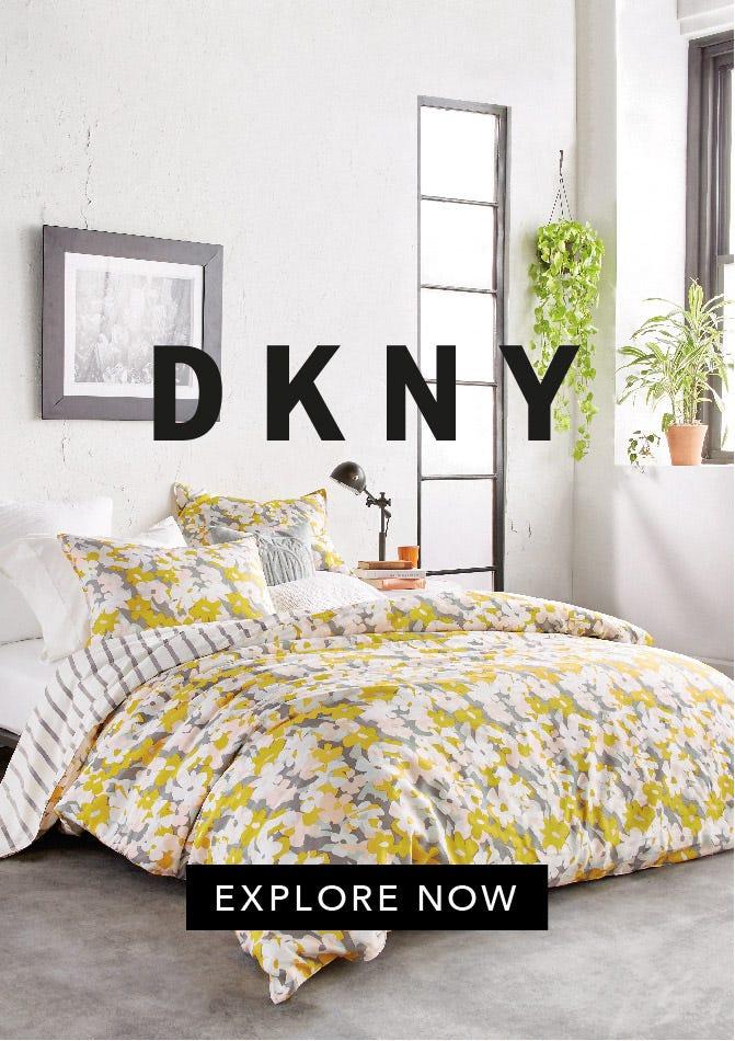 Explore DKNY Bedding