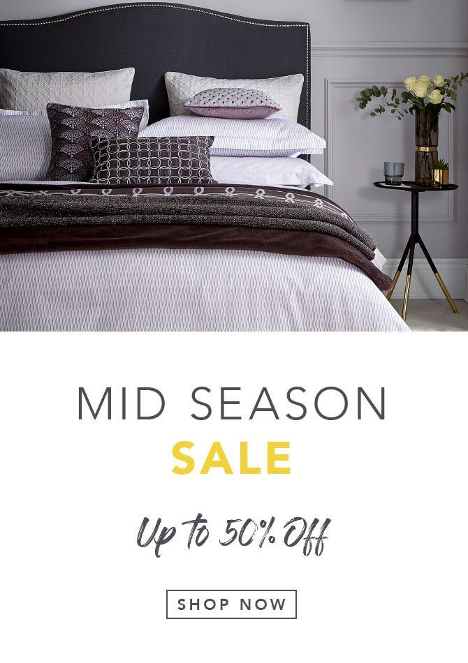 Winter Mid Season Sale