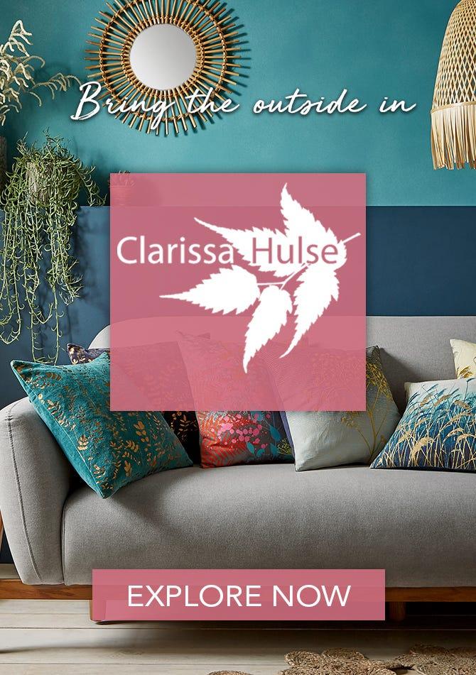 Shop Clarrisa Hulse Bedding