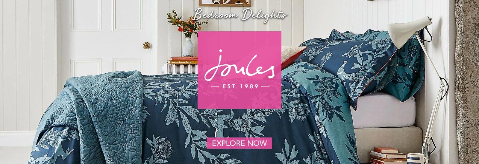 Explore Joules Bedding