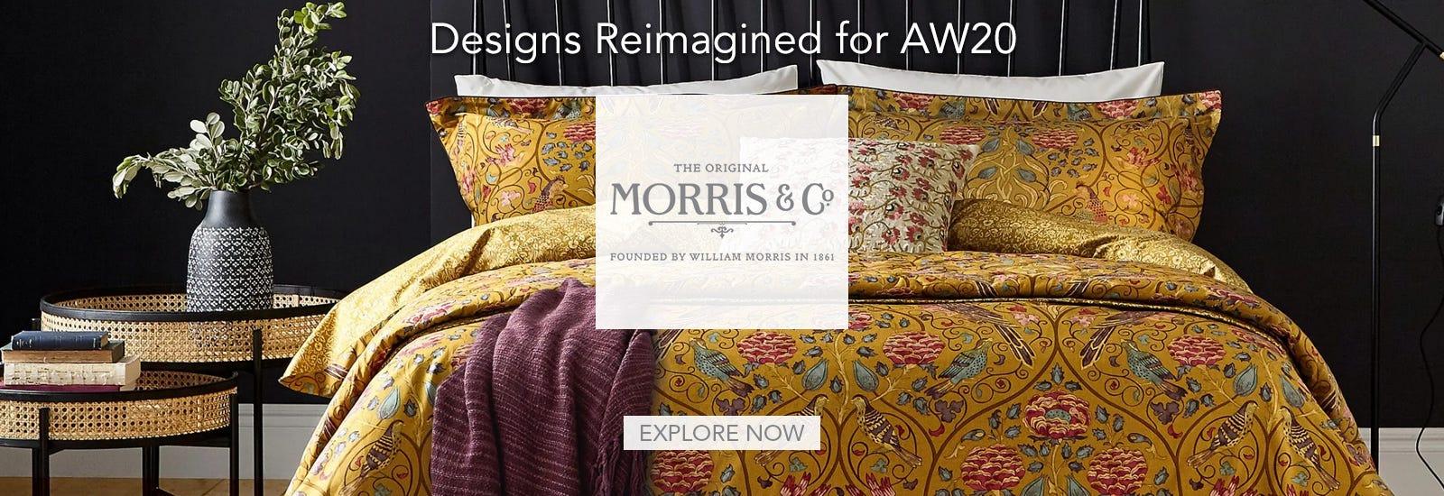 Shop William Morris Bedding