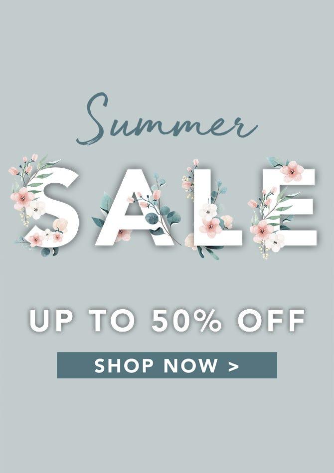Bedeck Home Summer Sale