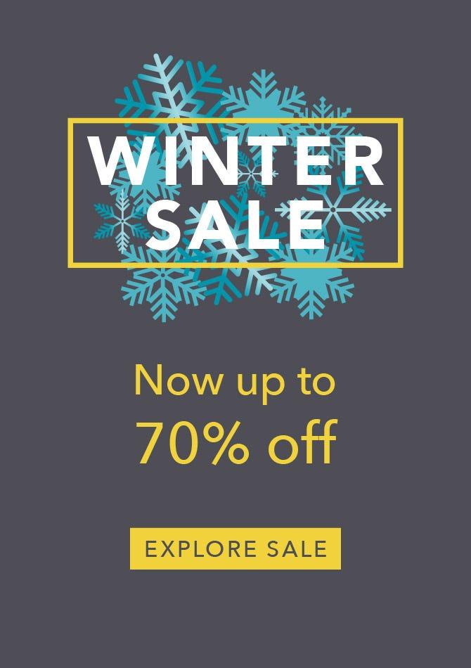 Bedeck Winter Sale 2018