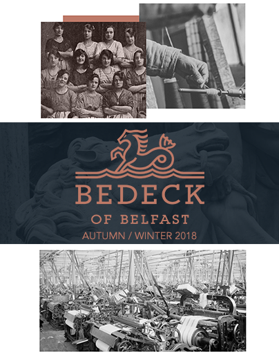 Bedeck of Belfast Autumn/Winter 2018