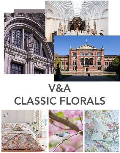 V&A Archive Part 1 - Classic Florals