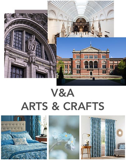 V&A Archive Part 2 - Arts & Crafts