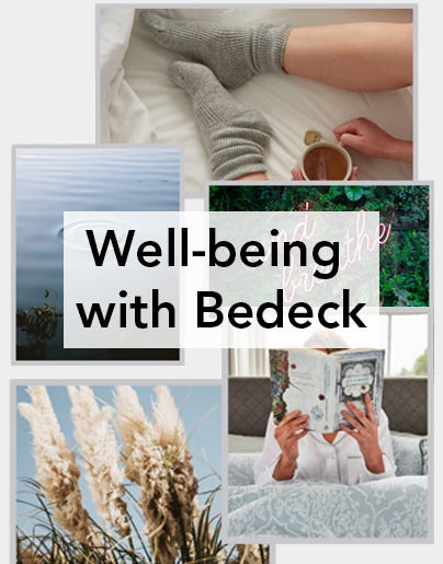 Well-being with Bedeck
