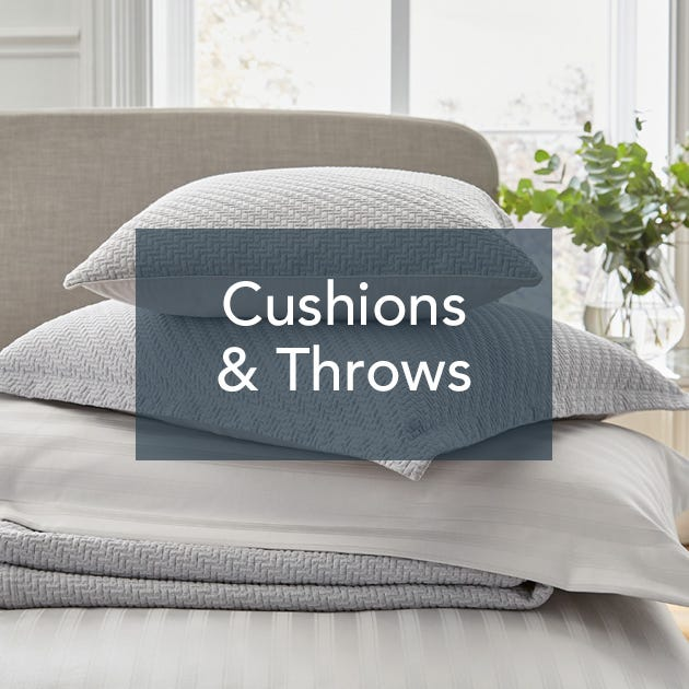 Bedeck of Belfast Fine Linens Cushions & Throws