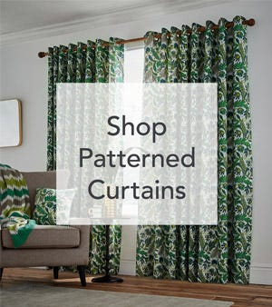 Bedeck Patterned Curtains