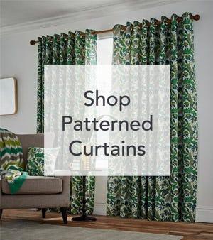 Bedeck Patterned Curtains