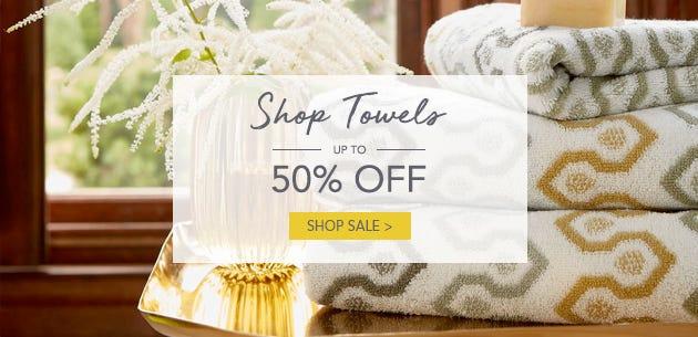 Bedeck Sale Towels