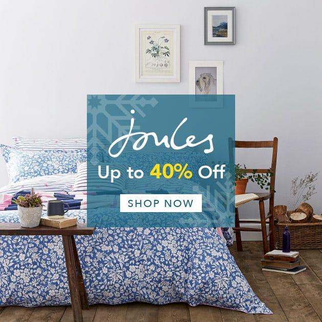 Joules Allegro Sale Bedding