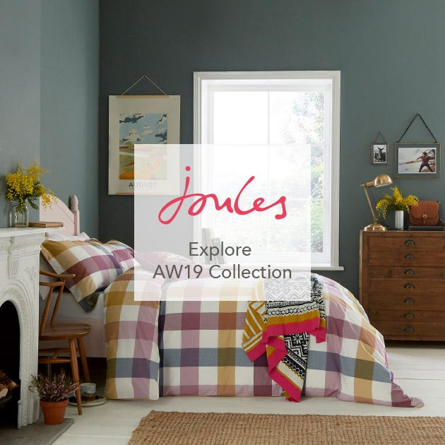 Joules Country Ramble Bedding