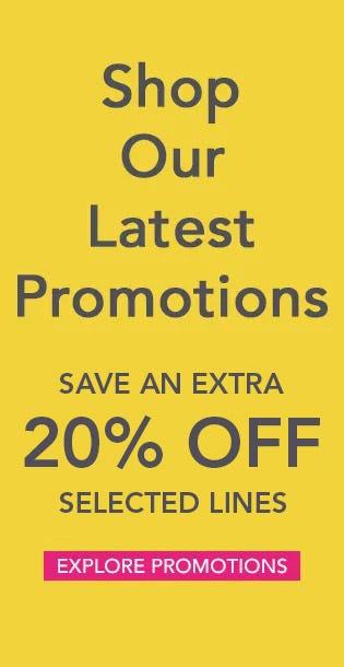 Shop Latest Promotions
