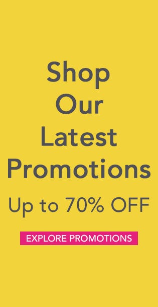 Shop Latest Promotions