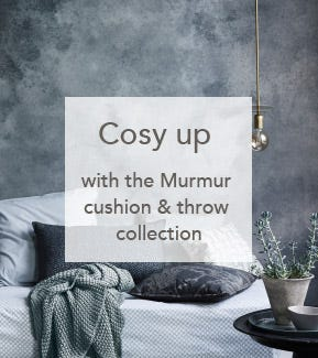 Murmur Cushions and Throws