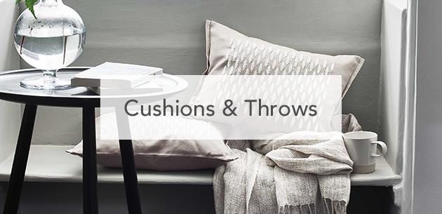 Murmur Cushions & Throws
