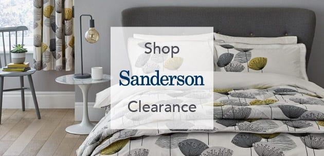 Shop Sanderson Clearance