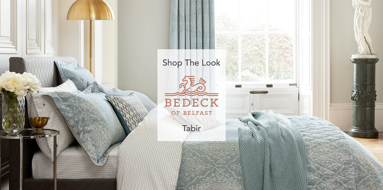 Shop The Look Bedeck of Belfast Tabir