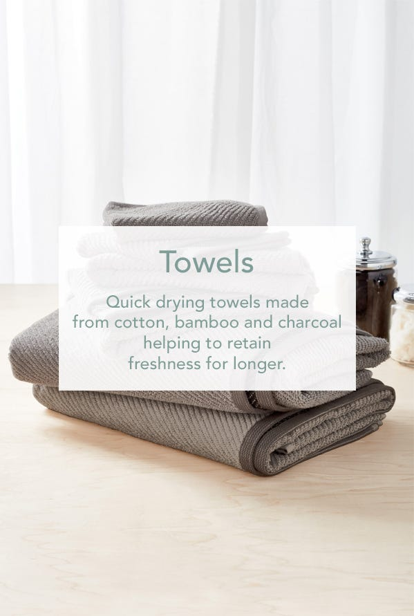 Wellbe Towels