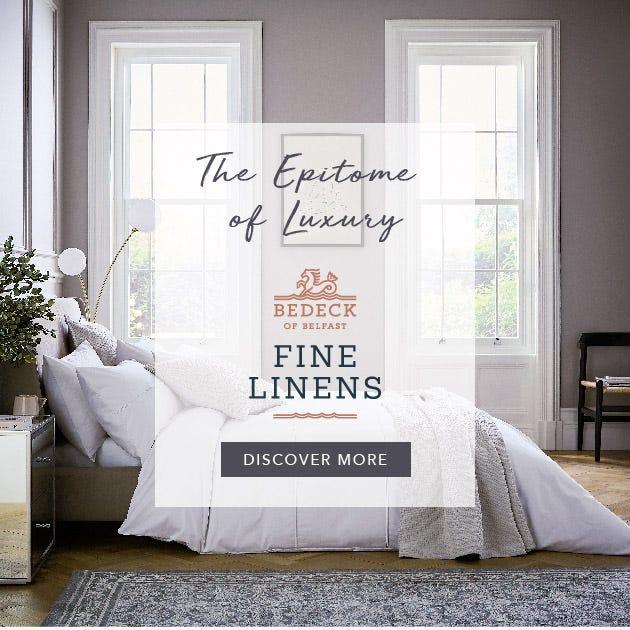 Shop Bedeck of Belfast Fine Linens
