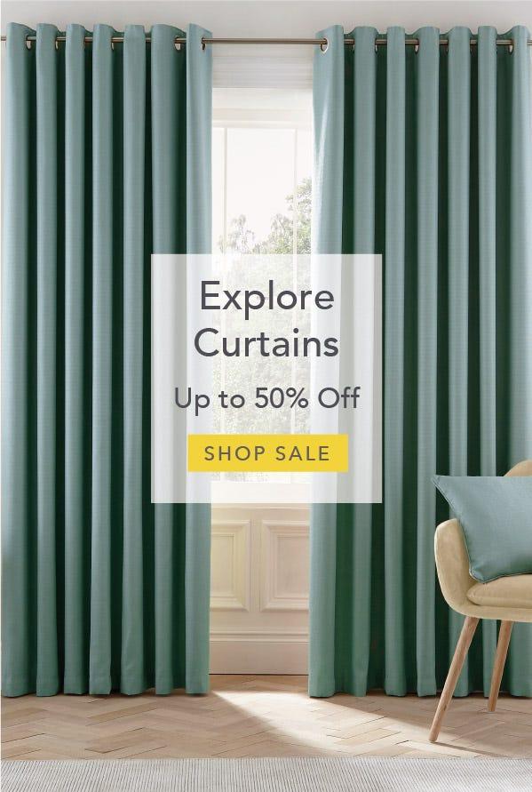 Explore Sale Curtains
