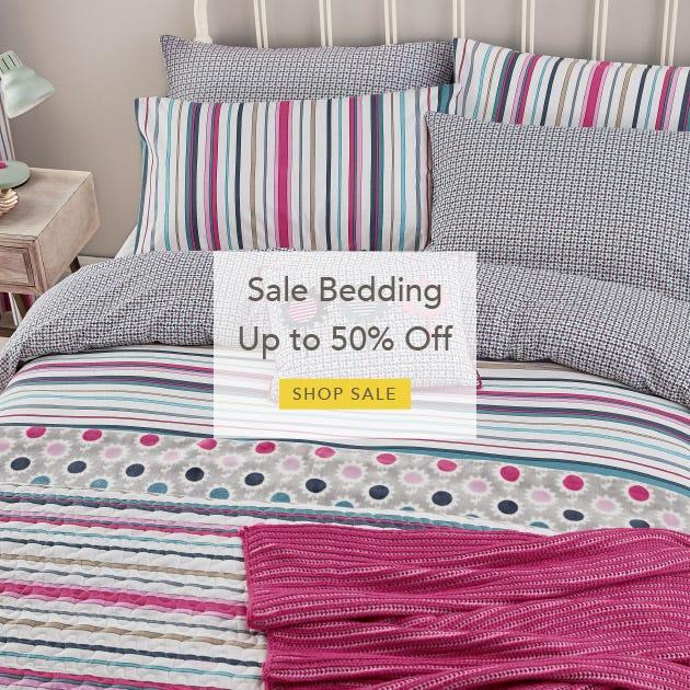 Explore Sale Bedding