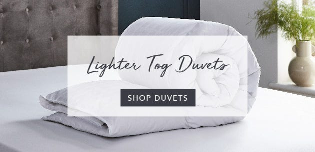 Shop Duvets & Pillows