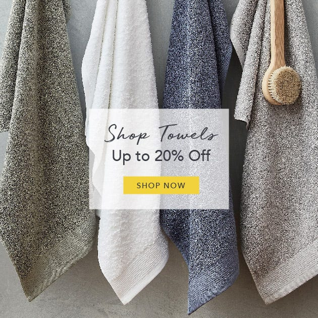 Shop Sale Towels