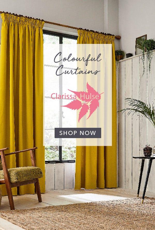 Shop Clarissa Hulse Curtains