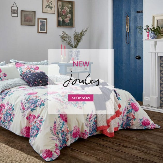 New Joules Bedding