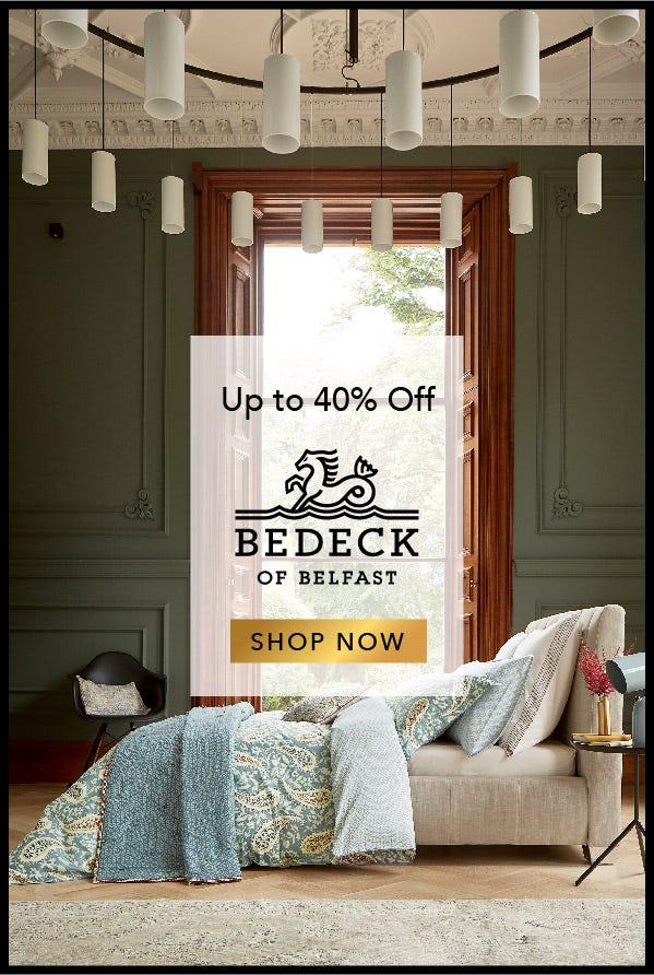 Shop Black Friday Bedeck of Belfast