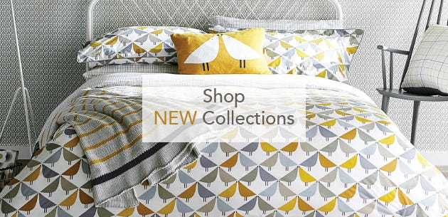Scion Lintu Bedding Autumn Winter 19