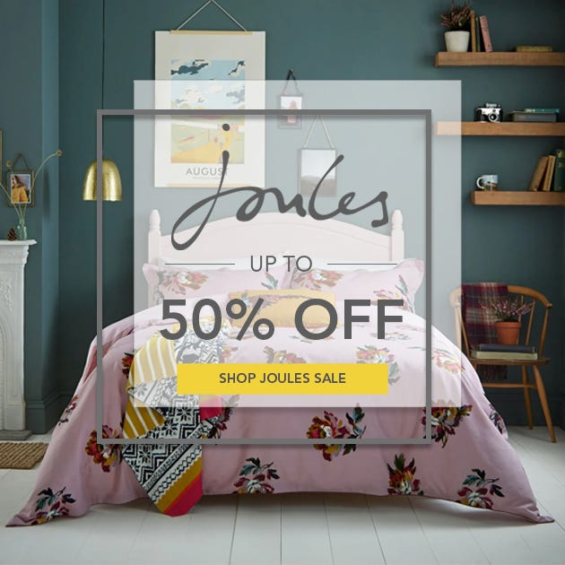 Shop Joules Summer Sale