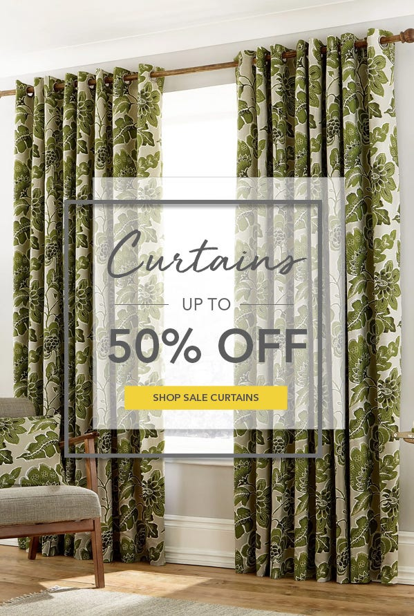 Shop Sale Curtains