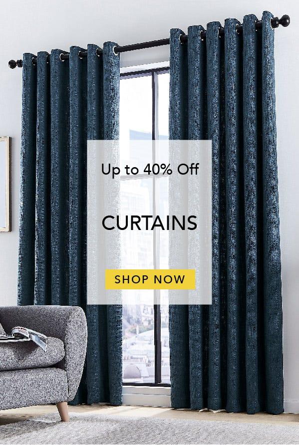 Shop Winter Sale Curtains