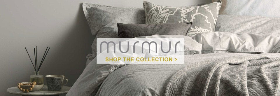 The Murmur collection by Bedeck.