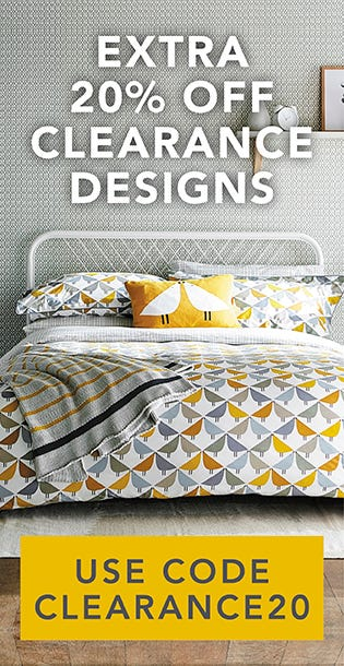 Shop Clearance Bedding 50% Off