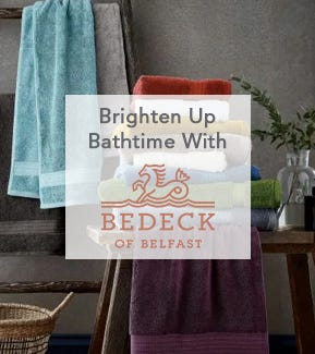 Bedeck of Belfast Alessa Towels