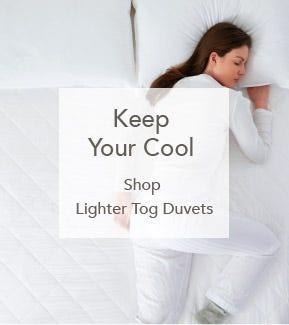 Bedeck Lighter Tog Duvets