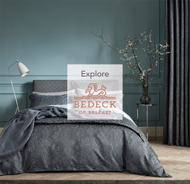 Bedeck of Belfast AW19 Bedding Collections