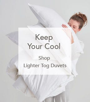 Bedeck Lighter Tog Duvets