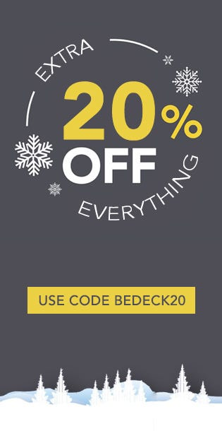 Bedeck Winter Sale
