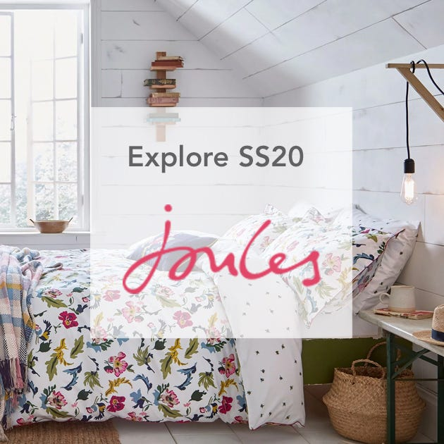 Shop Joules Spring Summer Bedding