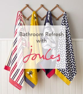 Joules Towels