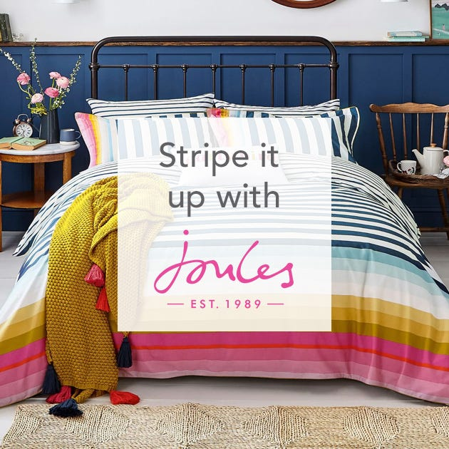 NEW AW20 Joules Bedding Collection