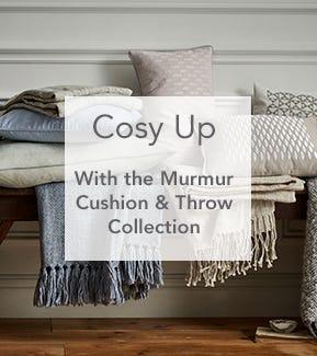Murmur Cushions and Throws
